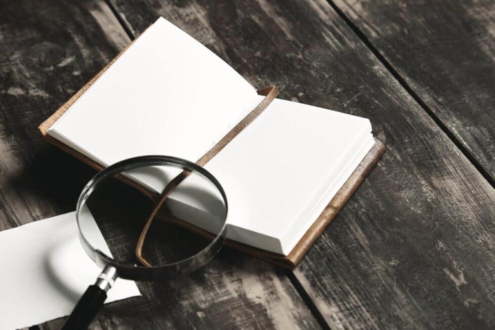 Libros sobre detectives