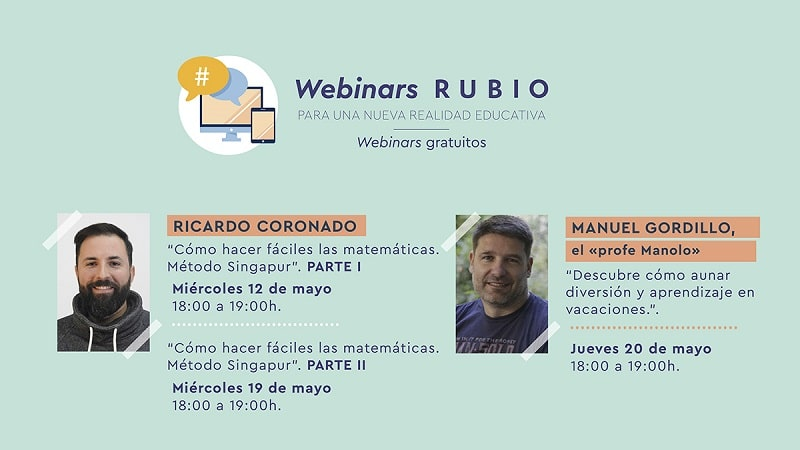 Webinars RUBIO