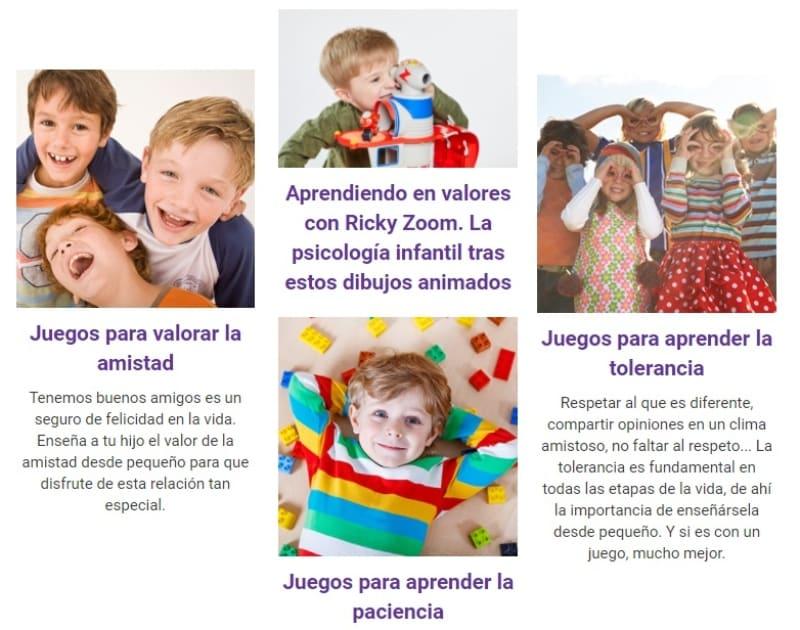 Guía del niño