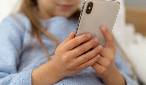 niños con acceso a internet, y con acceso a la pornografía