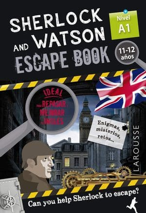 Sherlock and Watson detectives