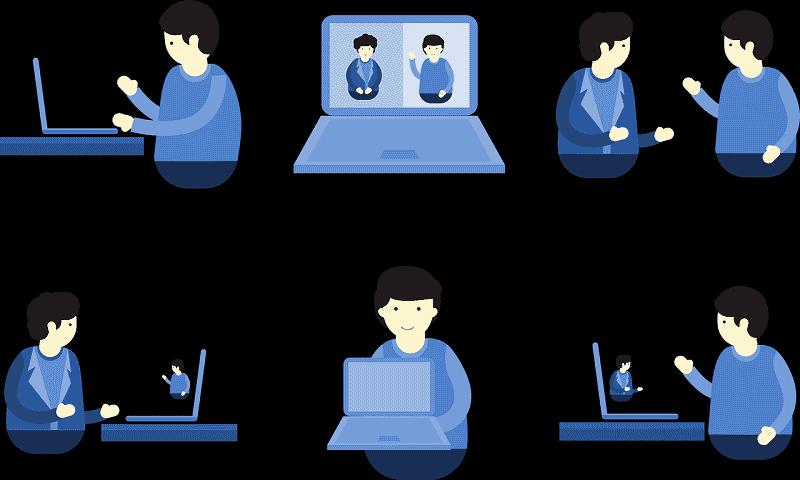 evitar la fatiga de las videoconferencias