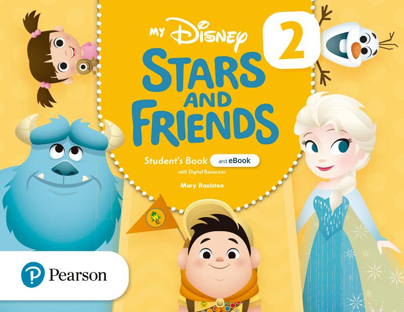 My Disney Stars and Friends