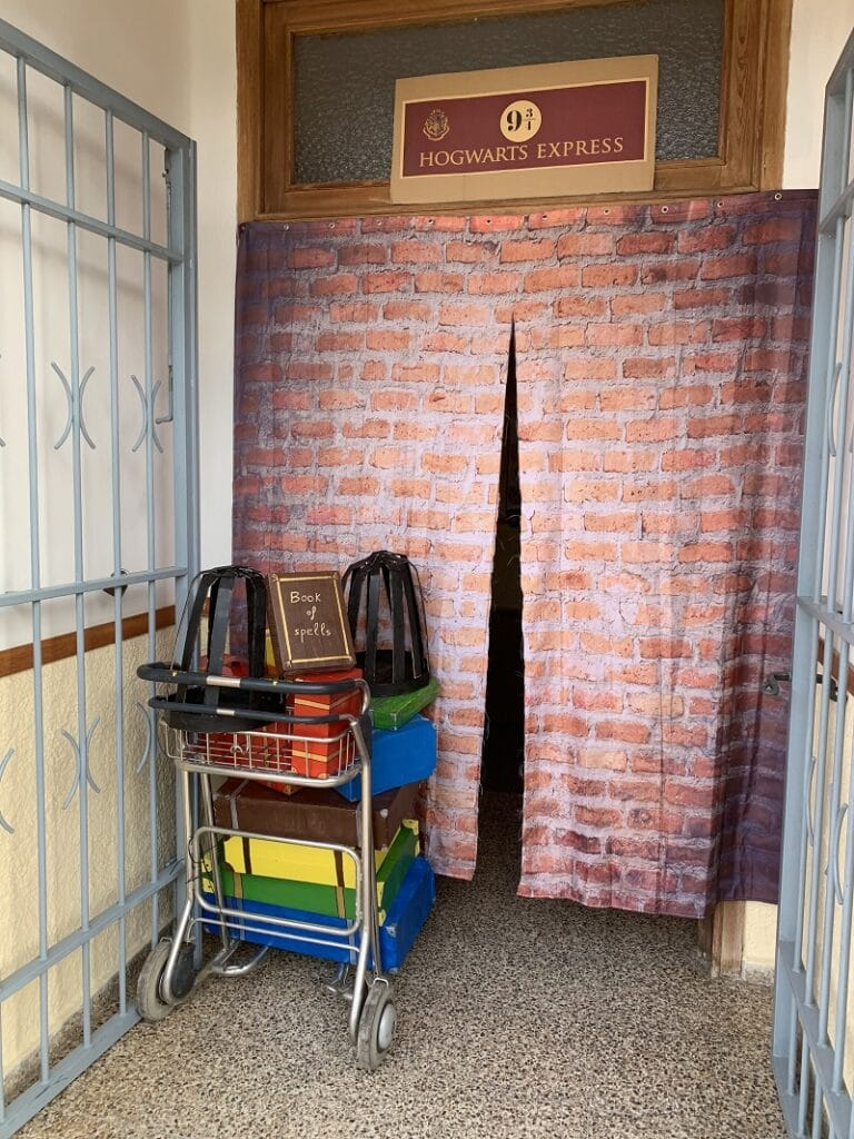 Gamificación 'Harry Potter School'