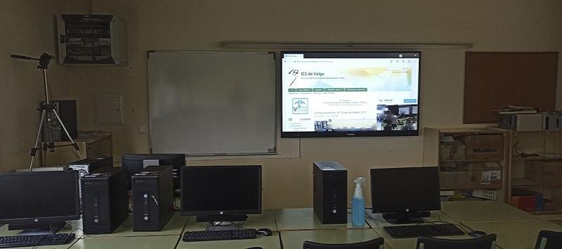 Monitores interactivos Traulux