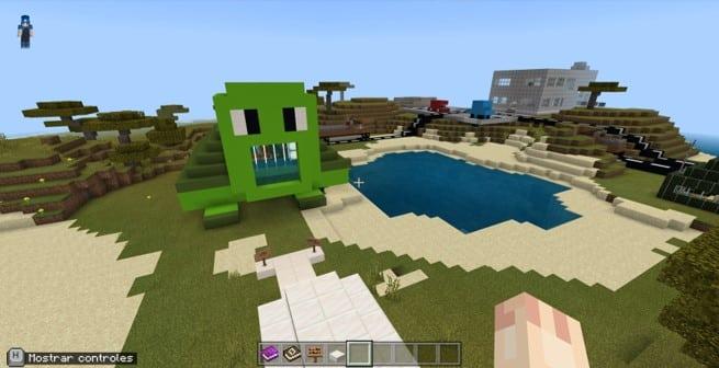 Mejor Proyecto Creativo Minecraft Juegos Escolares Minecraft Educación