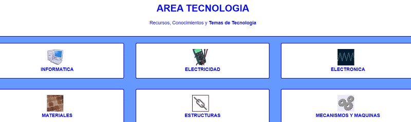 Area Tecnología