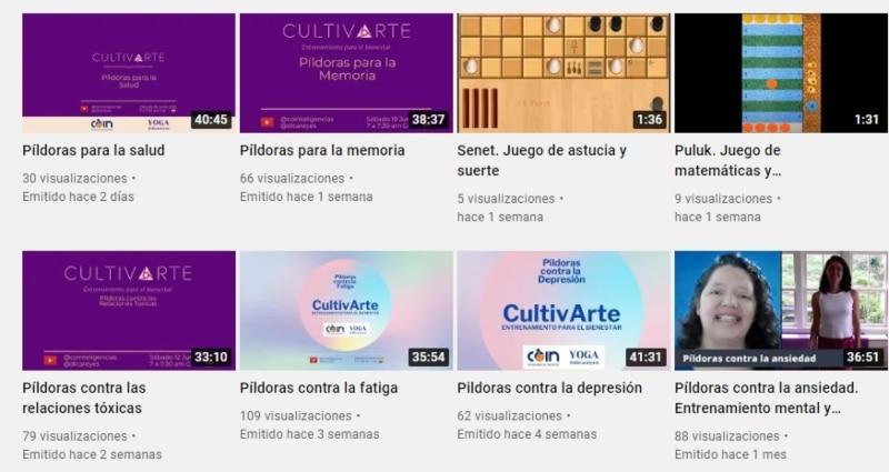 Canales youtube educación emocional