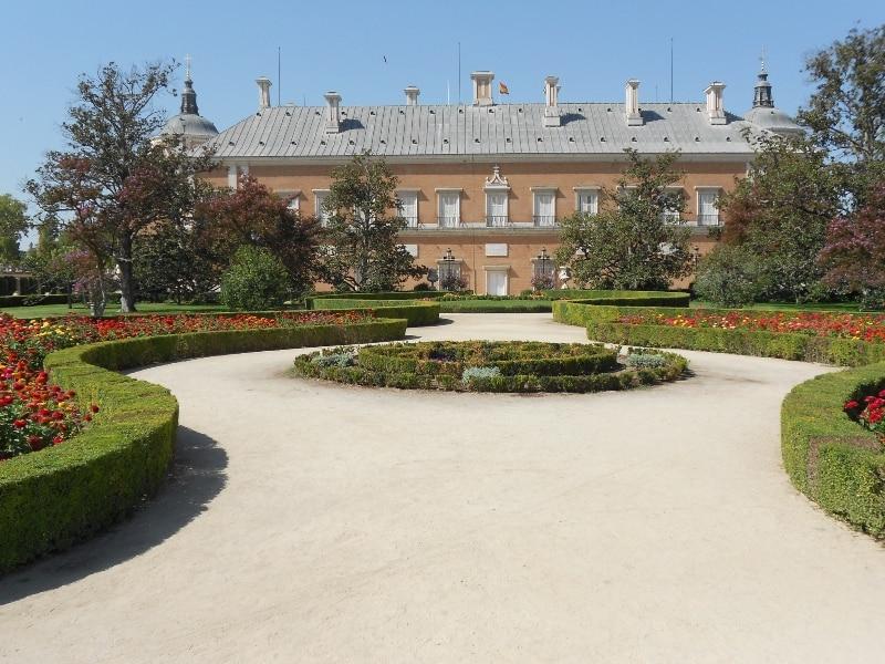 Jardines del Palacio de Aranjuez