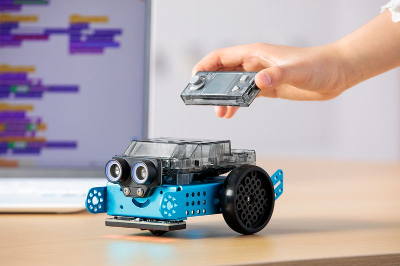 Robotix mBot2 robot