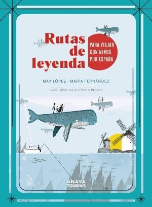 Rutas de leyenda para viajar con niños en España