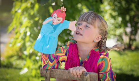títeres y marionetas caseras