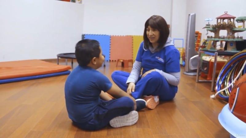 Curso de psicomotricidad y juego en niños