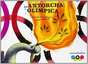 La Antorcha juegos olímpicos infantil