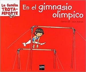 En el gimnasio olímpico juegos olímpicos infantil
