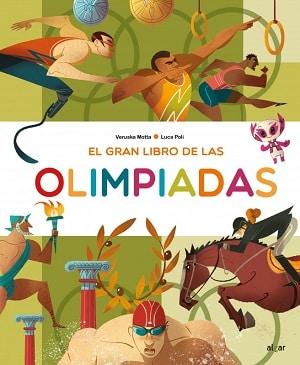 El gran libro de las Olimpiadas