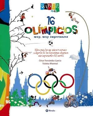 Saber más. 16 olímpicos muy, muy importantes