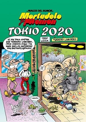 Mortadelo y Filemón TOKIO 2020