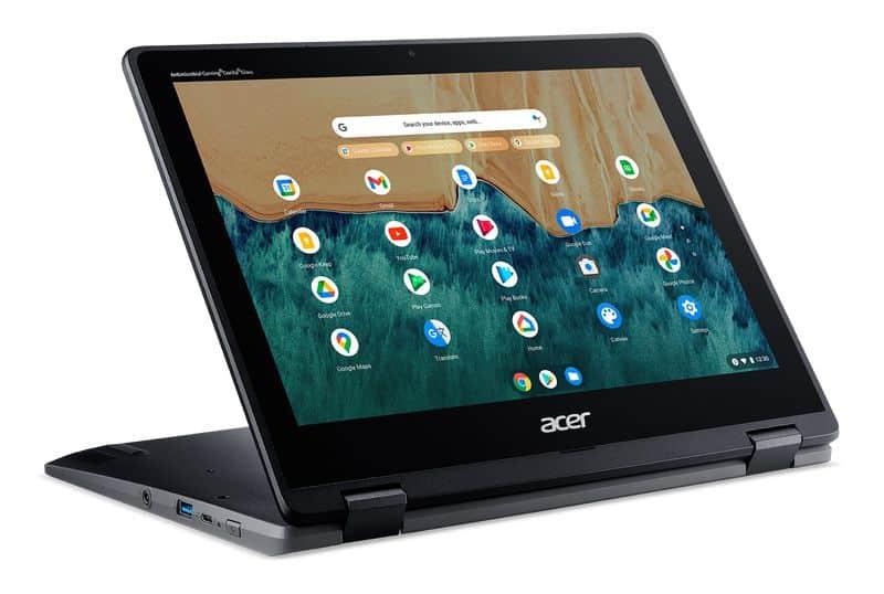 Acer Chromebook Spin 512 portátiles convertibles