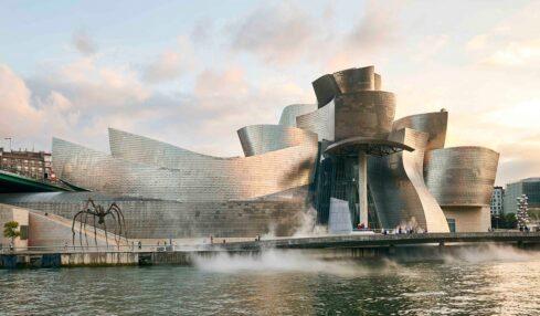 Edificio Guggenheim Bilbao