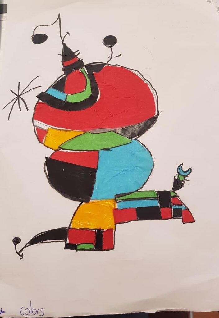 A las huellas de Miró trabajar las metodologías activas