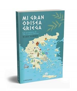 Mi gran odisea griega Literatura de viajes