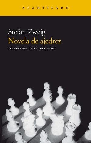 Novela de ajedrez Novelas cortas