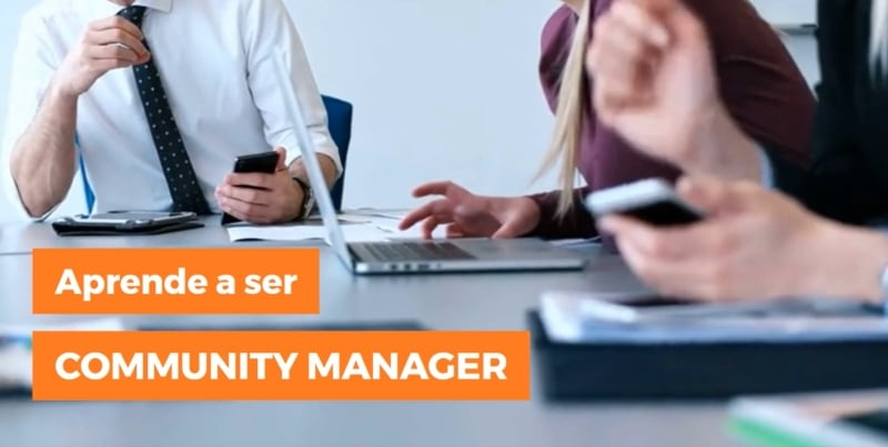 Cursos de community manager