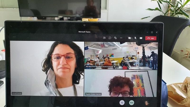 Microsoft Teams Museo Guggenheim en Bilbao