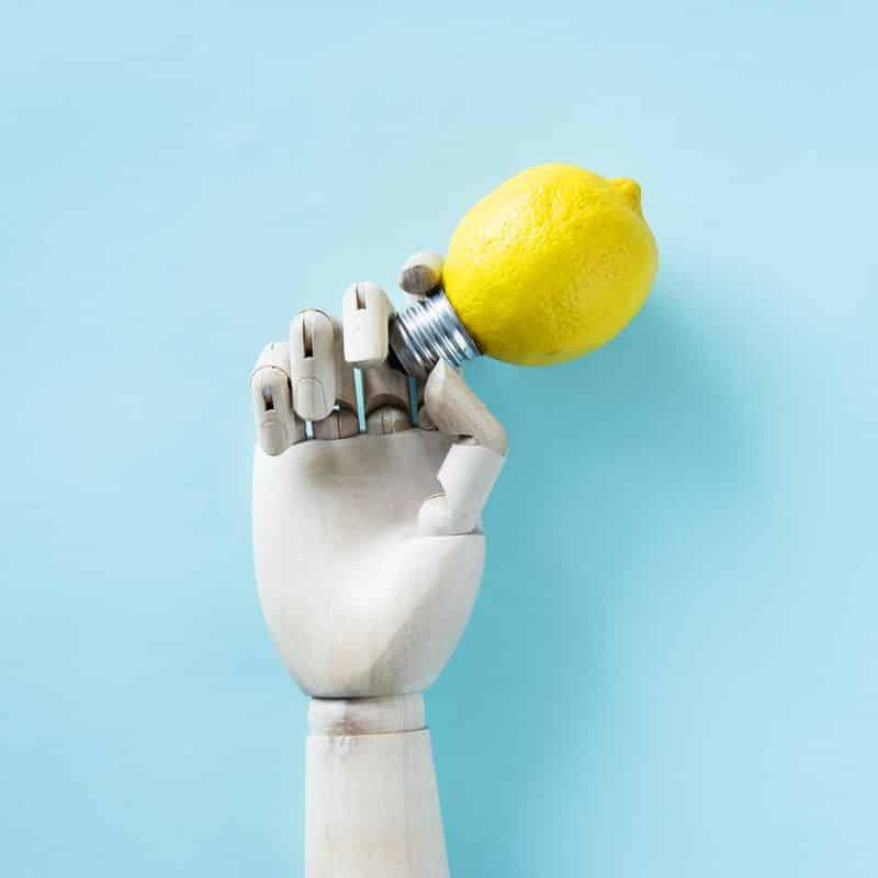 Robots creatividad Inteligencia Artificial creatividad