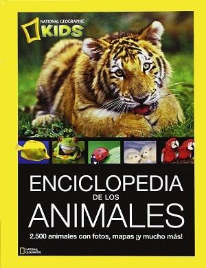 Enciclopedia de los animales niños libros