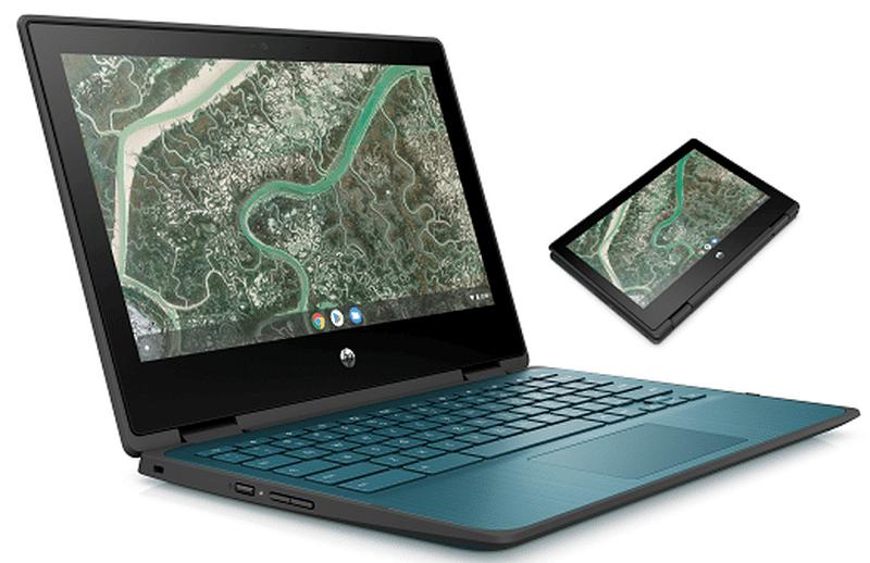 HP Chromebook x360 11 MK G3