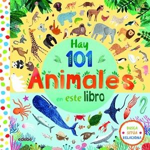 Hay 101 animales en este Libros para que los niños aprendan sobre animales