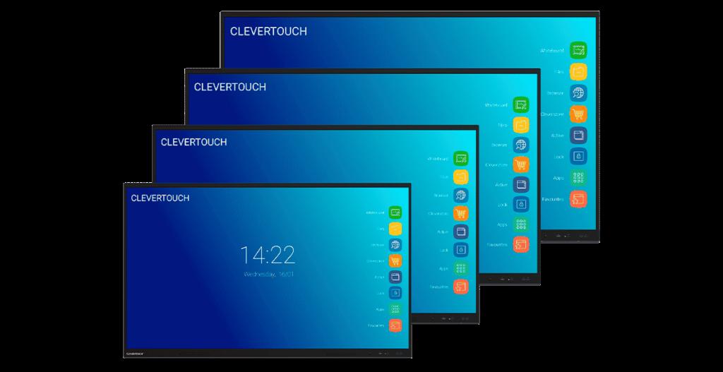 nueva generación de monitores interactivos