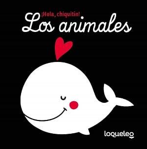 Los libros animales niños