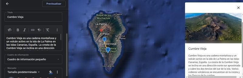 Diapositiva proyecto Google Earth