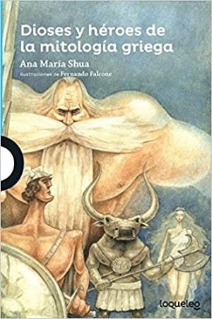 dioses y héroes de la mitología