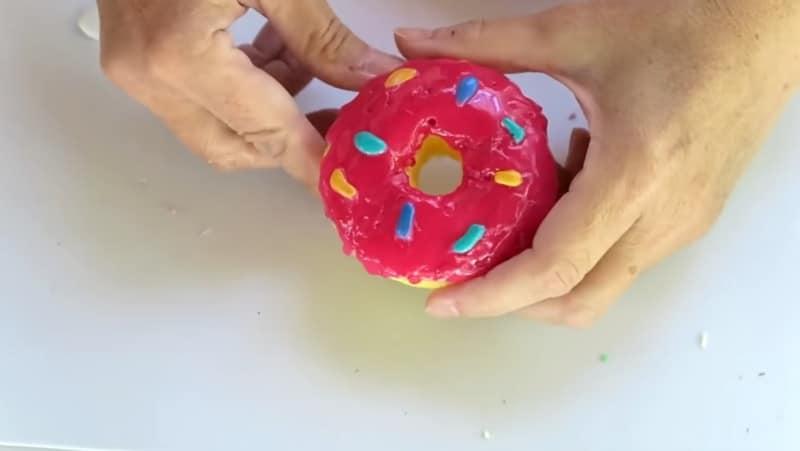 Donut sacapuntas