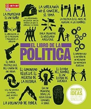 Libros divulgativos sobre política