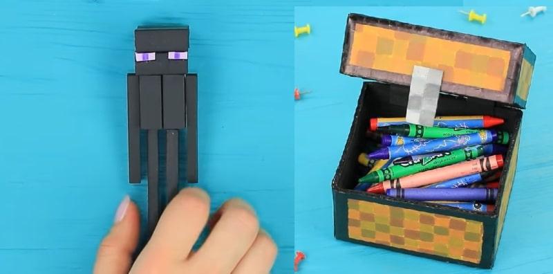 Útiles Minecraft