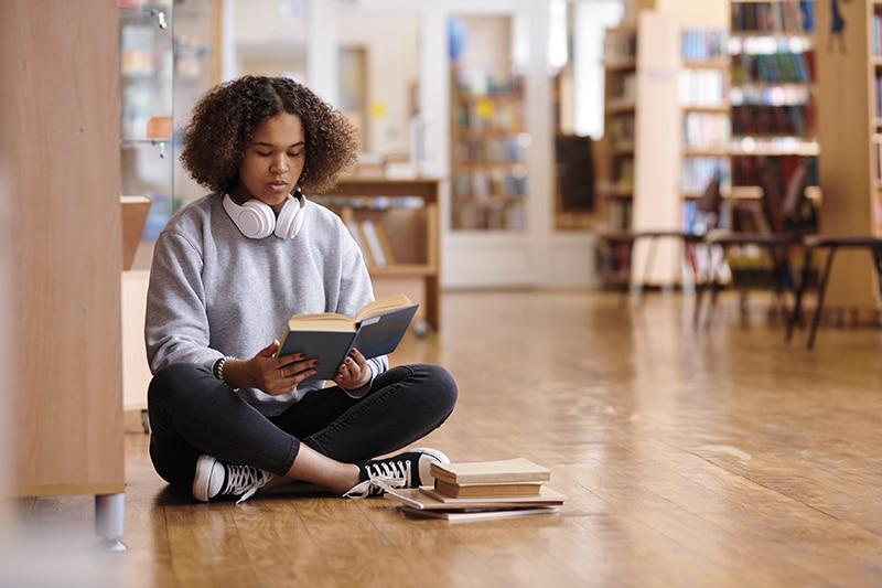 Reportaje fomento de la lectura