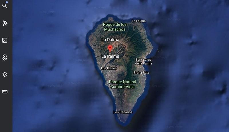 Google Earth Geografía