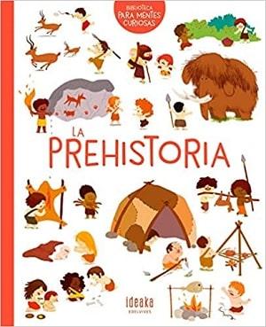 La prehistoria libro
