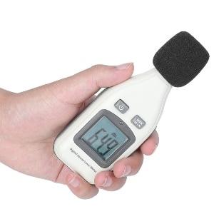 medidores de ruido para el aula