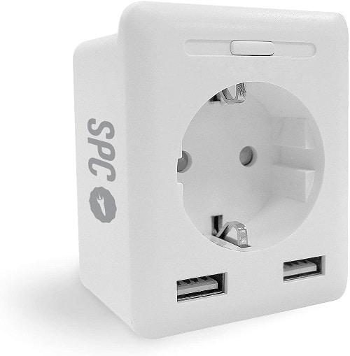 SPC Clever Plug, enchufes inteligentes