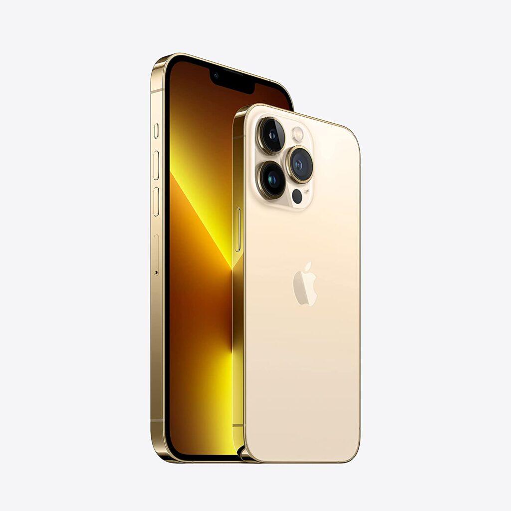 iphone 13 pro dorado