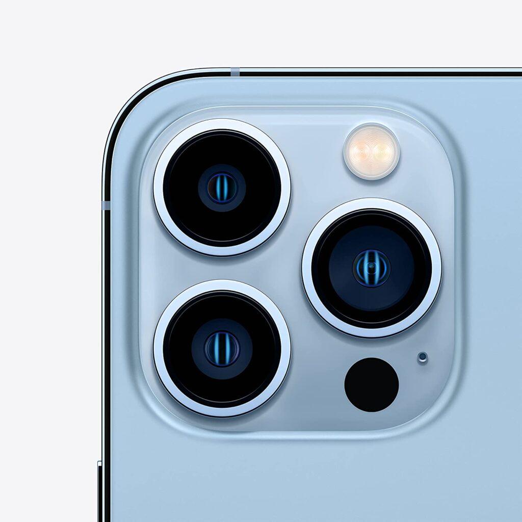 cámaras iphone 13 pro