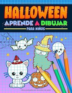 Halloween: libros de dibujos para colorear en la noche más espeluznante del año